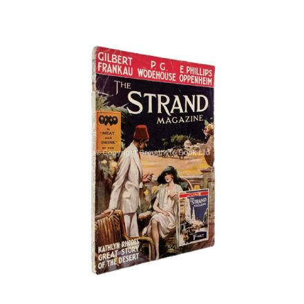 The Strand Magazine 438 June 1927 A. Conan Doyle P.G. Wodehouse E. Phillips Oppenheim